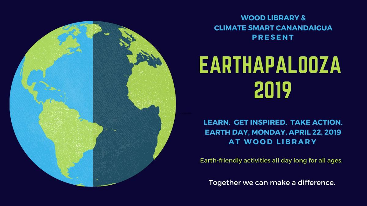 Earthapalooza on Earth Day in Canandaigua