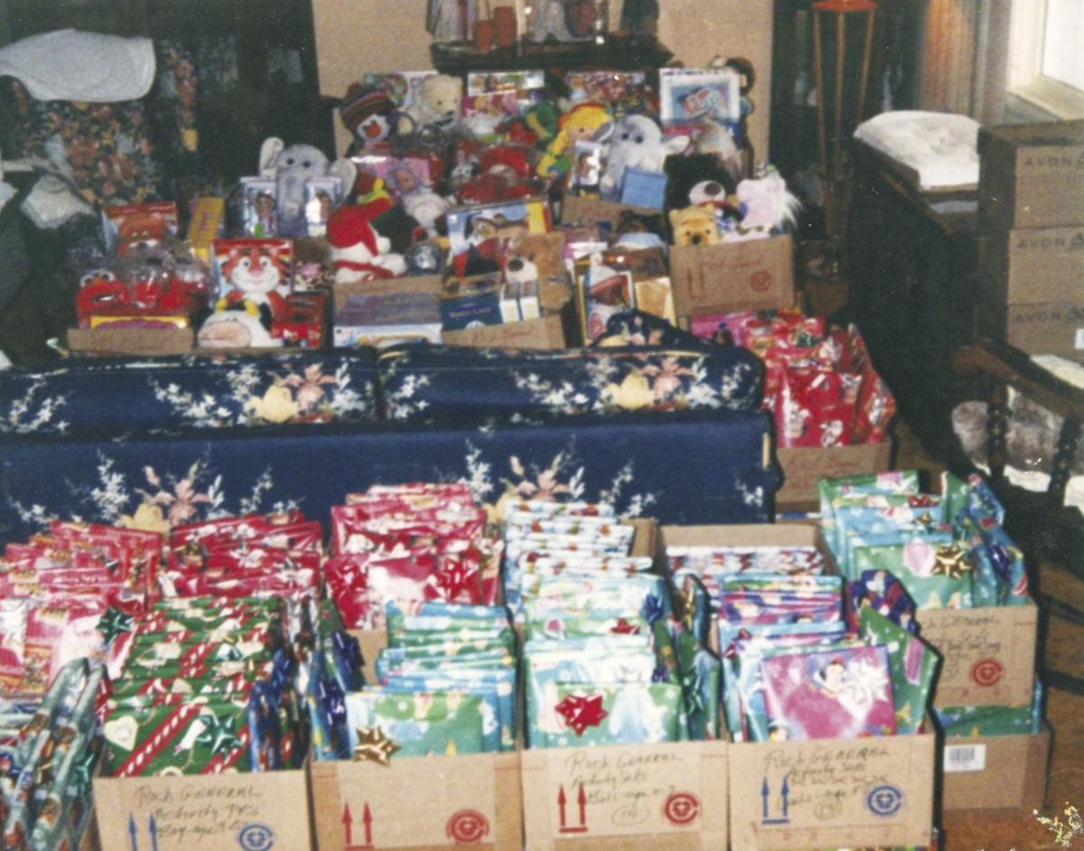 so many gifts!