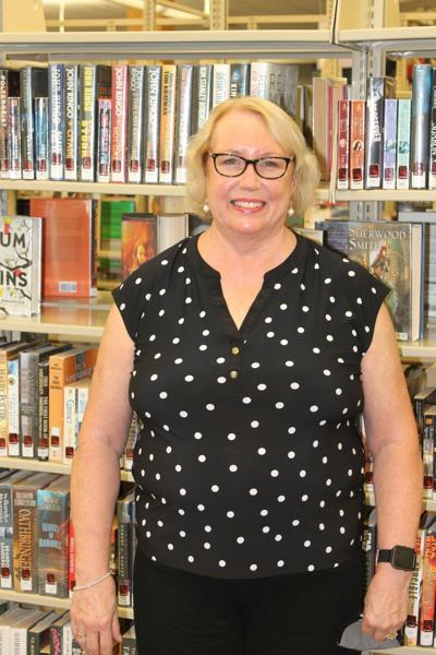 09.10.21 Terri Bennett, Webster Public Library Director