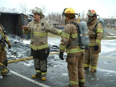 Veteran Fire Chief's Success is Achieved through Continuous Learning