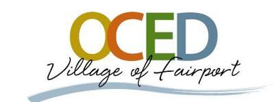 OCED logo