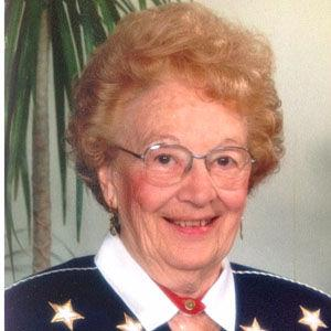 Betty Ann Wager ~ March 6, 2016