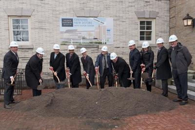 The George Eastman Museum Breaks Ground for New Visitor Center