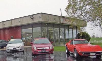 Crane's Automotive Services, Inc.