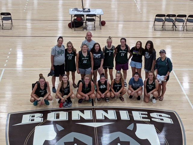 18 years and counting! Avon varsity basketball team competes at the St Bonaventure summer Camp!