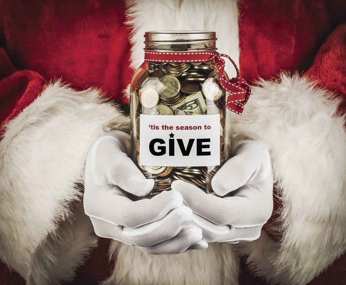 Santa Giving Generic 1