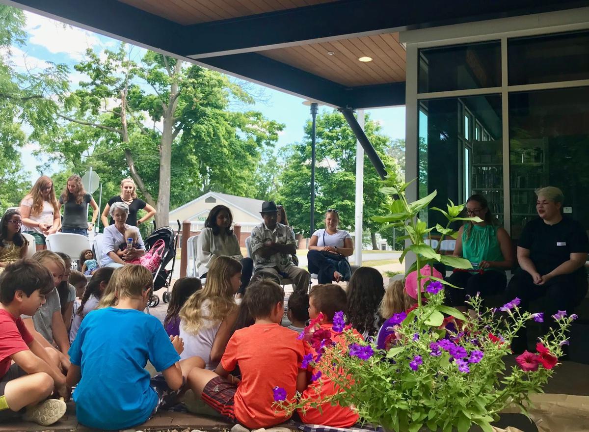Mendon Library Concert