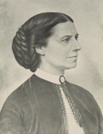 Clara Barton, Submitted by the Perinton Historical Society