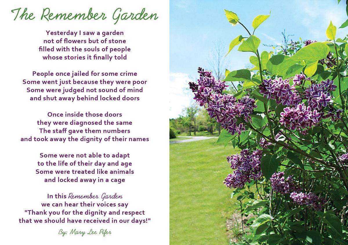 Vip Auto Sales >> Remember Garden Poem Dedication | My Hometown ...