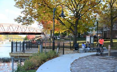 Fairport Bicentennial Canal Gateway Project Named Project of the Year