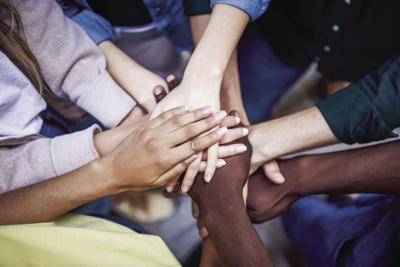 Volunteer Hands Generic