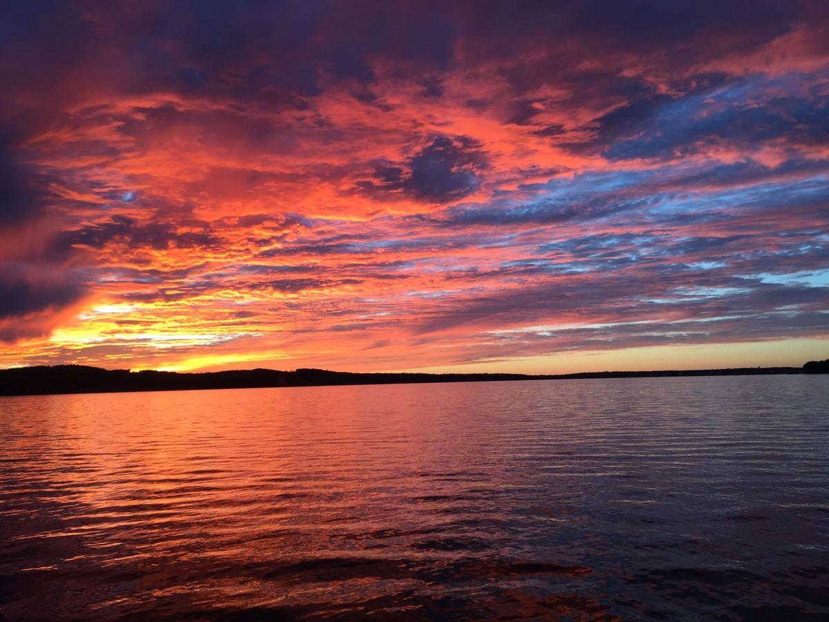 Sunset Canadaigua Witzel 1