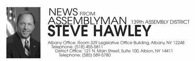 Assemblyman Steve Hawley Logo