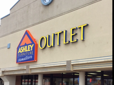 Area Company Which Owns Local Ashley Furniture Homestores Jumps Four
