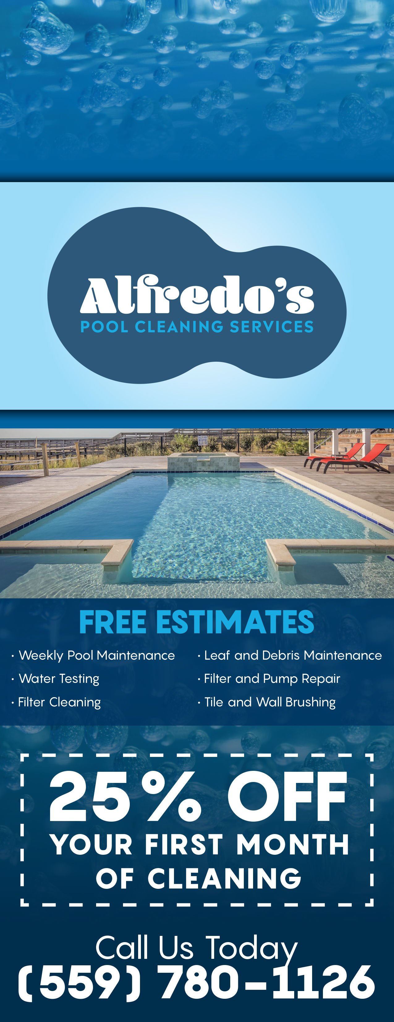 Alfredo's Pool Cleaning Services image 1