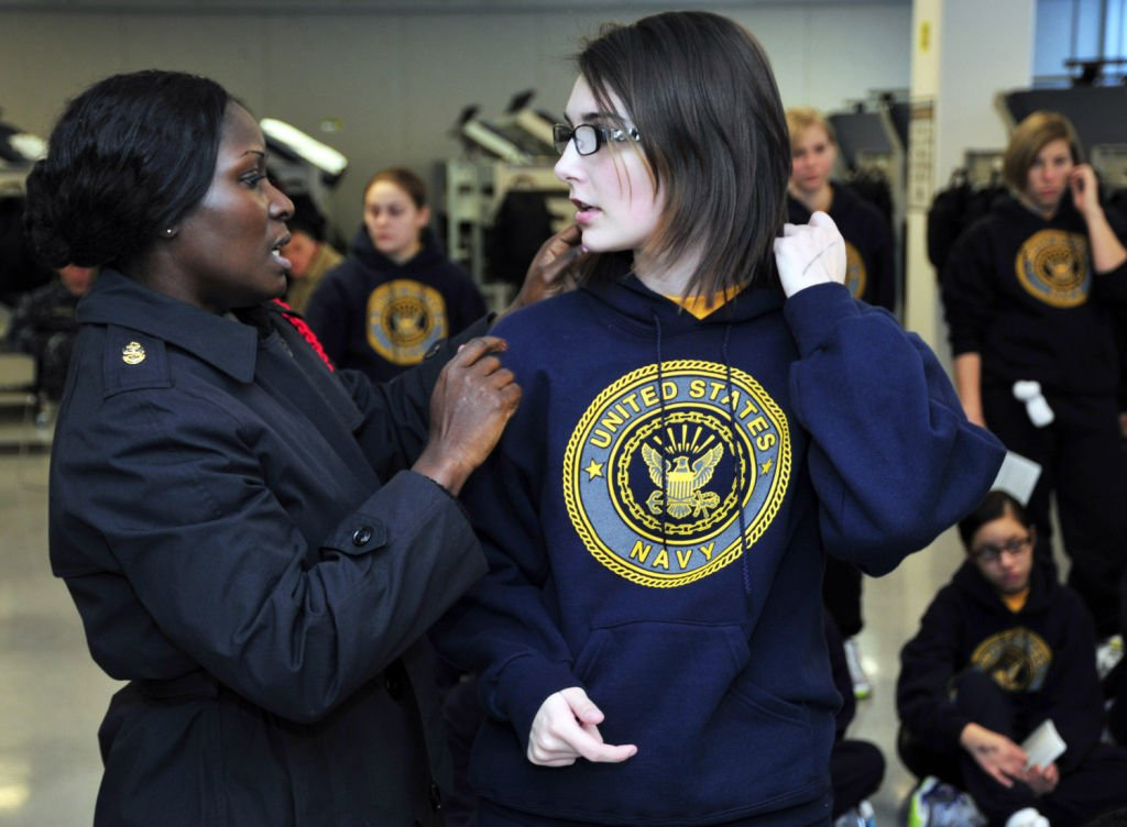 Rtc And Otc Begins Female Haircut Pilot Program Fleet And Navy