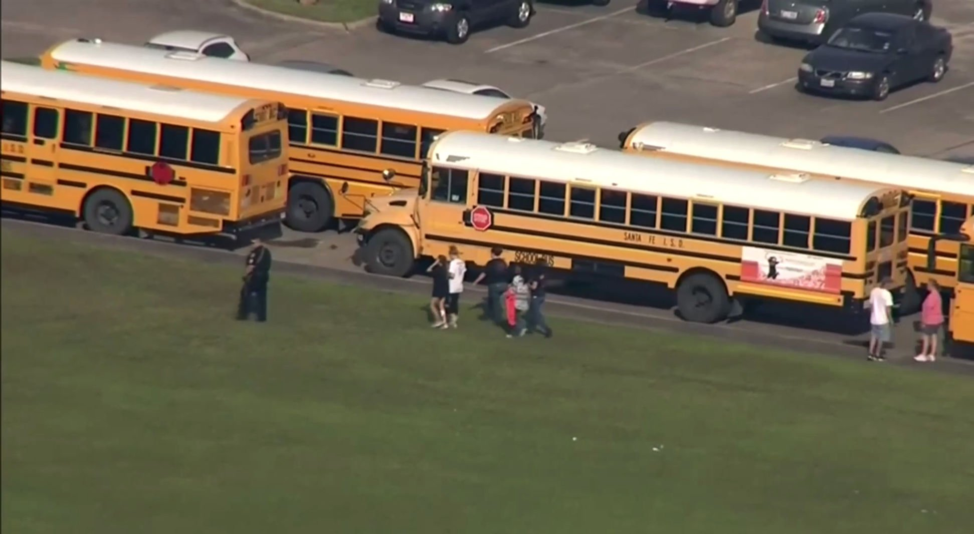 Texas school shooting 10 dead another 10