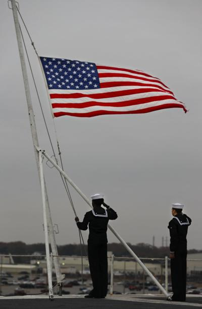 Navy Joins the Nation in Mourning Loss of Former President, Sailor George H.W. Bush