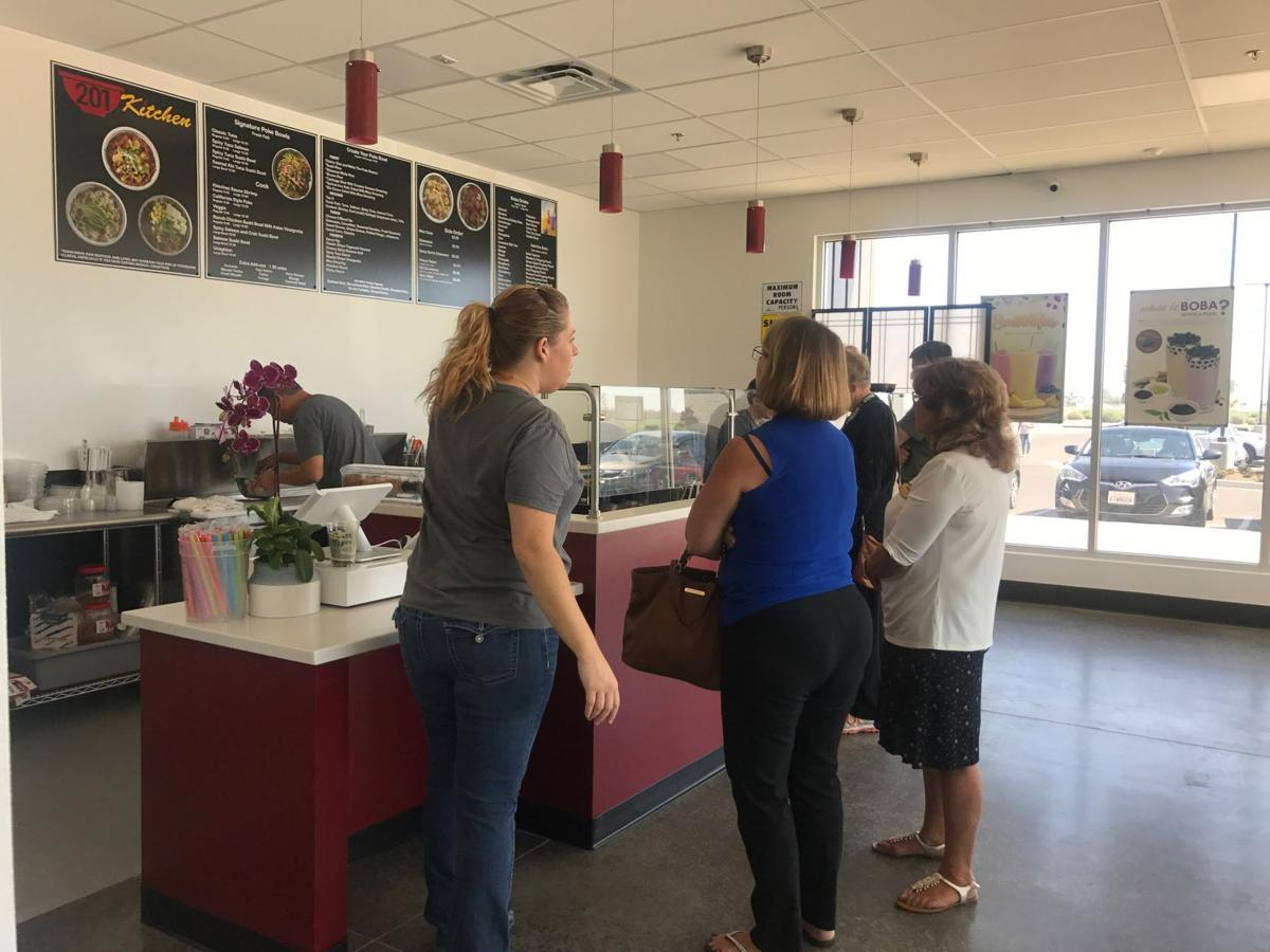 201 Kitchen opens up in Hanford