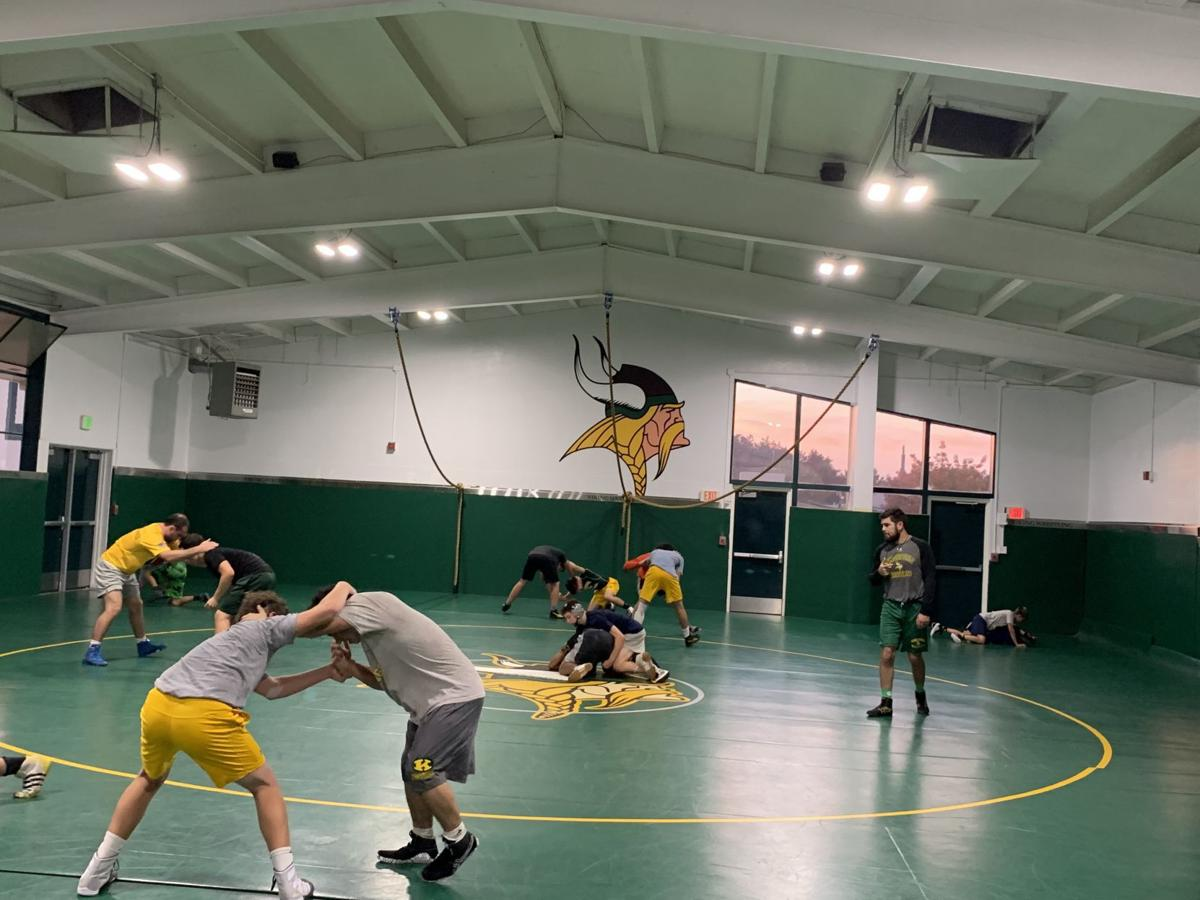 Kingsburg wrestling 2018-19 preview