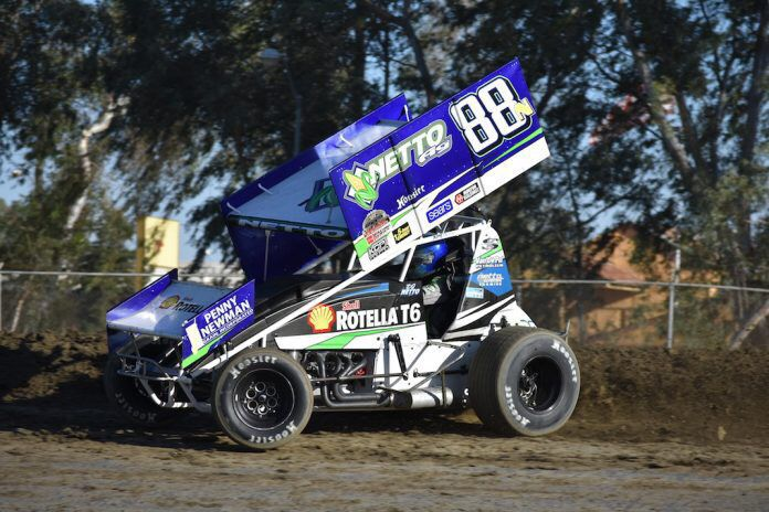 Central Valley auto racing features new sprint car series