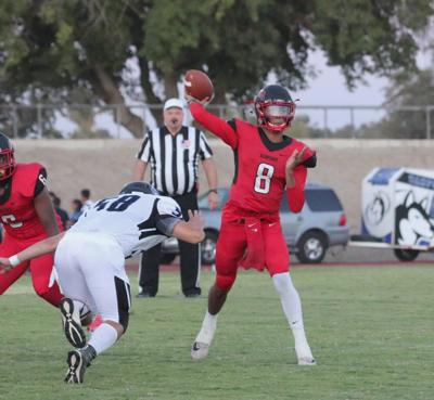 Football schedule: Three local teams hit the road