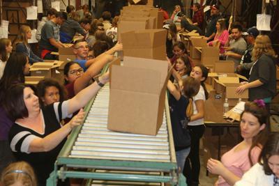 KCAPS: Volunteers