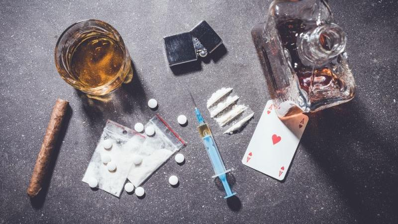 25 most commonly used recreational drugs in America   Health