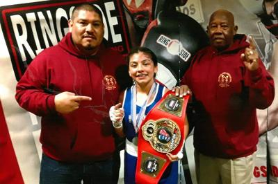 Magali Perez wins national championship