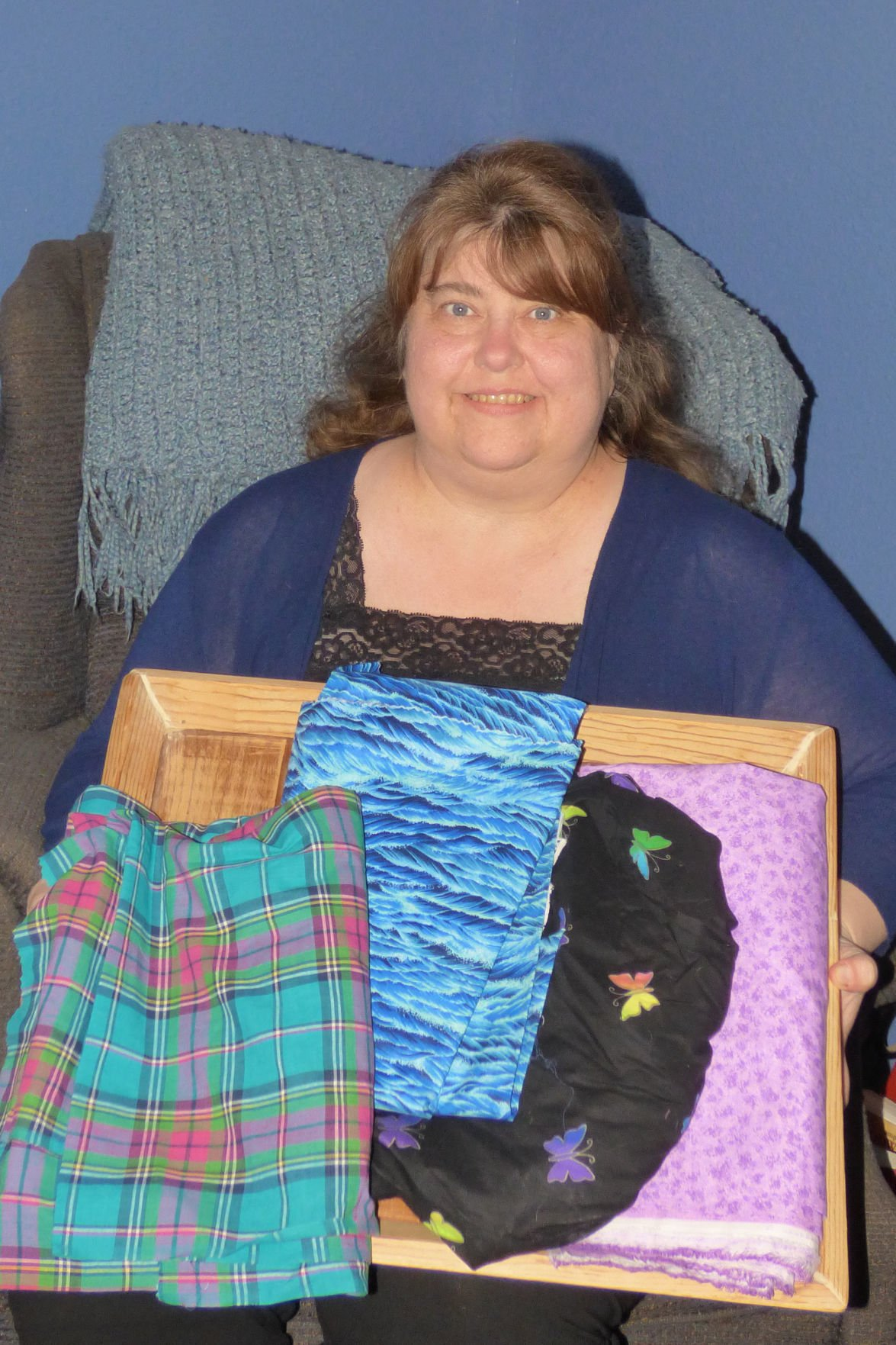 Sewing: Shannon Guss