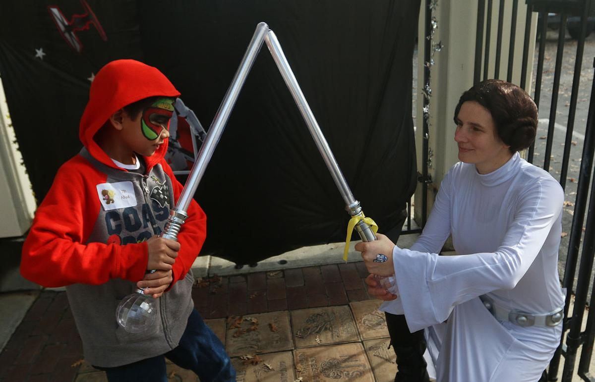 Art Center holds Star Wars themed event