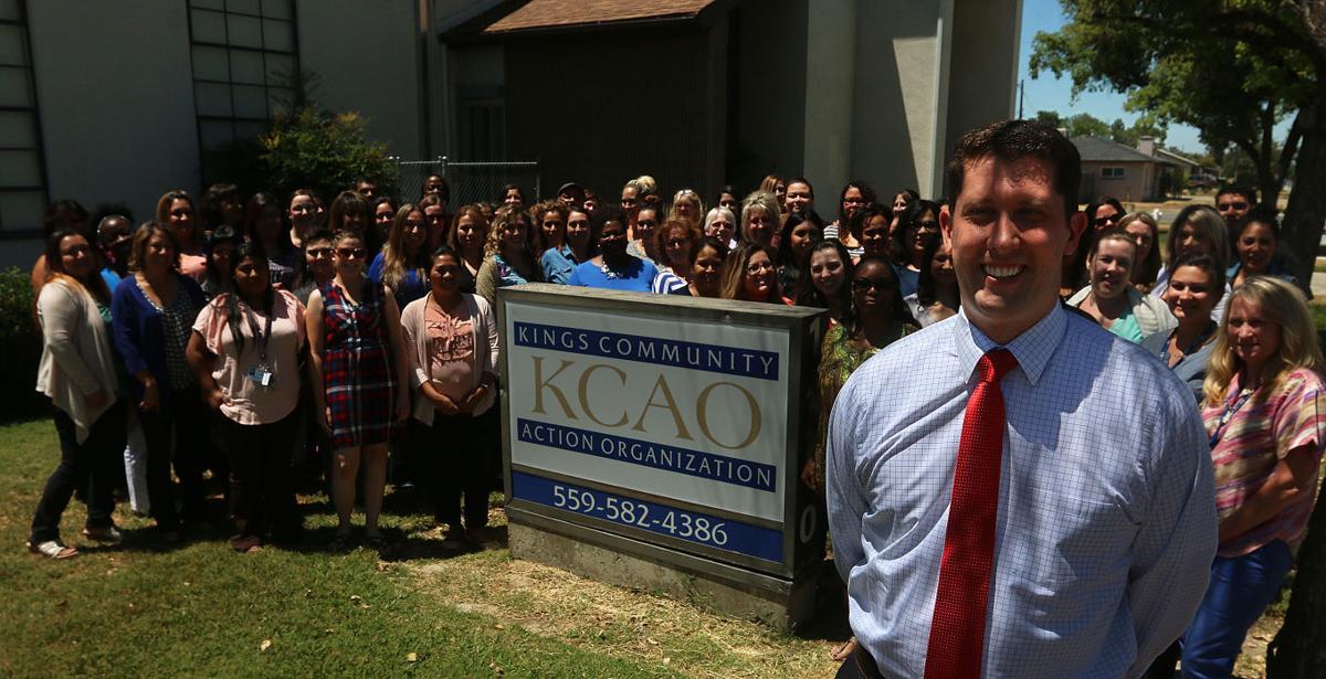 KCAO receives award from California