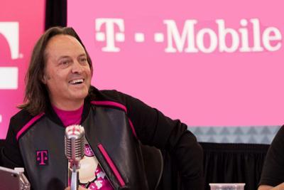 T-Mobile progress: CEO