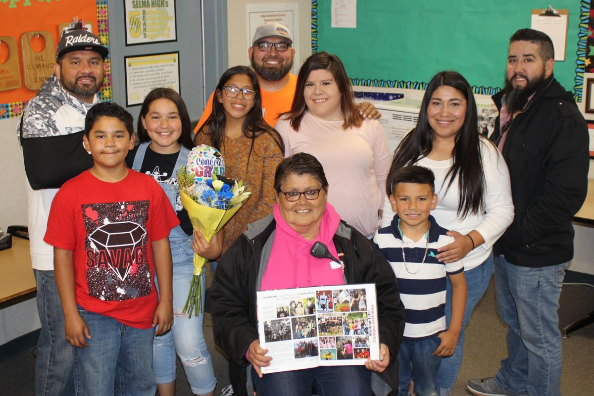 Magnet dedicated: Calvillo and family