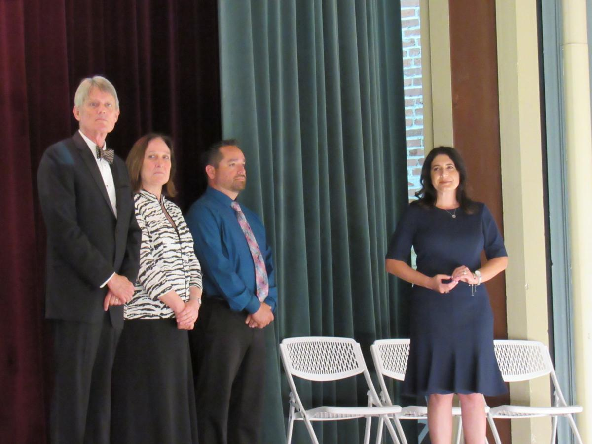 2018 Excellence in Education awards