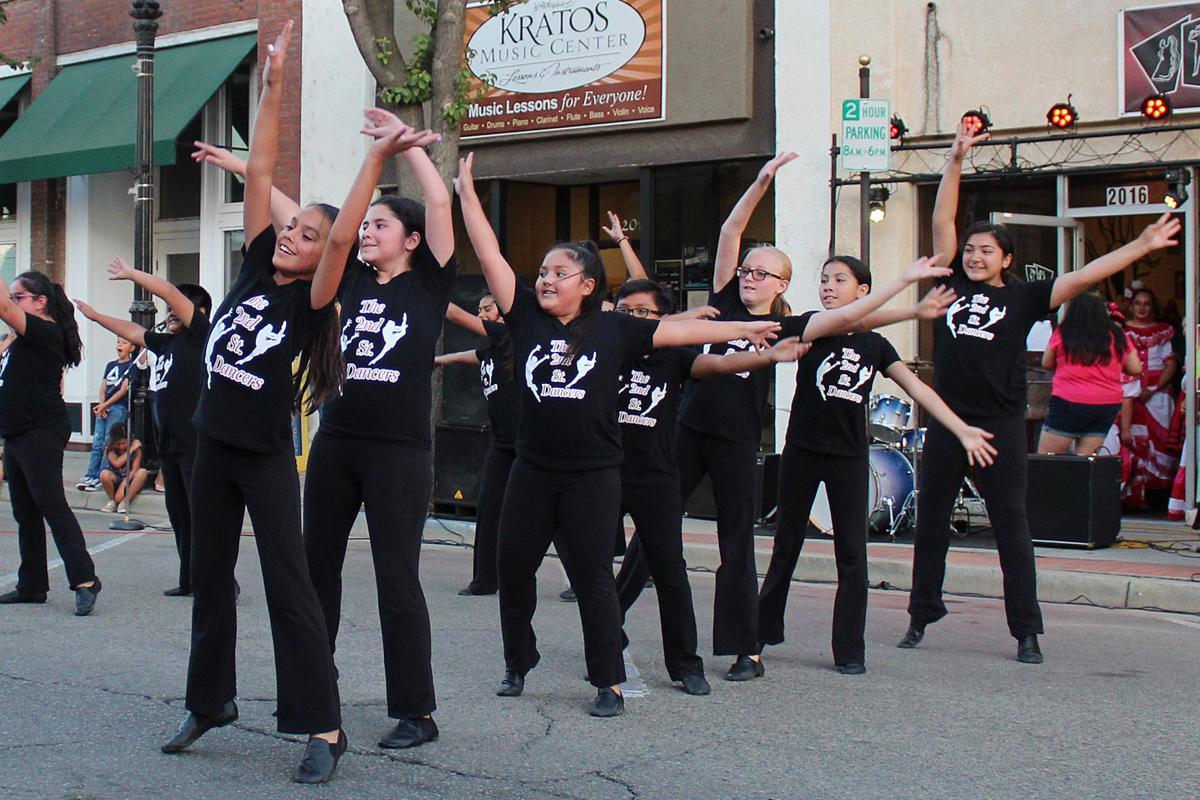 2nd Block Arty: The Dancing School