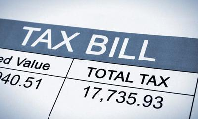 Property tax: Bills redesigned