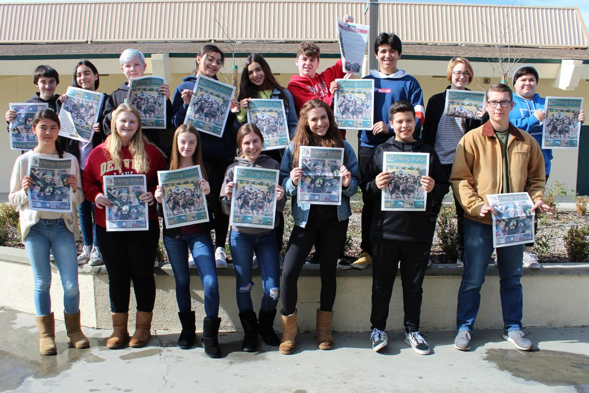 KHS journalists: Staff