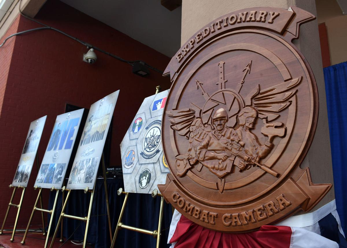 Navy Combat Camera legacy honored during bicoastal disestablishment ceremonies
