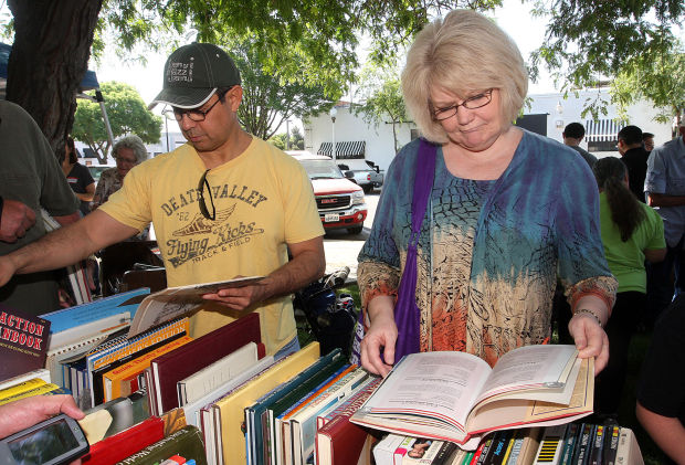 Kings County Library book sale