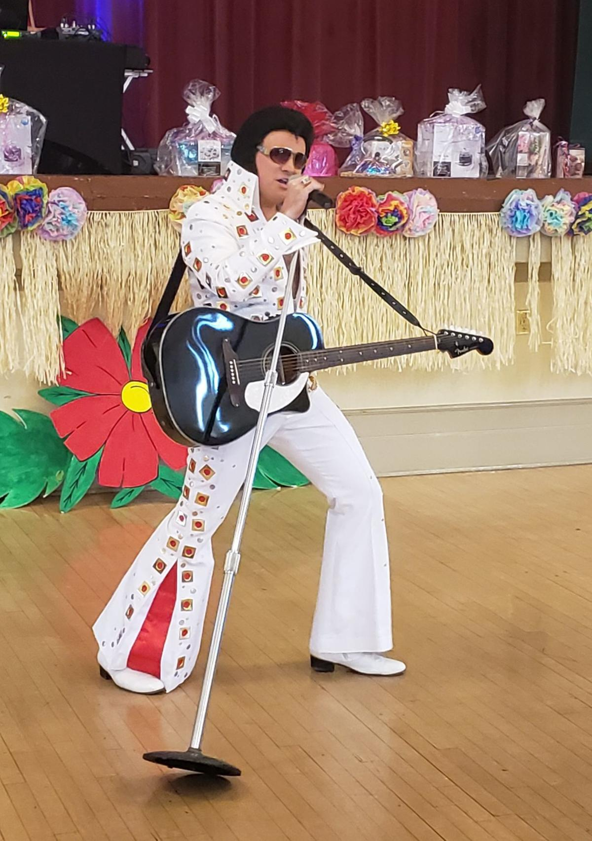 Senior Friendship Day elvis
