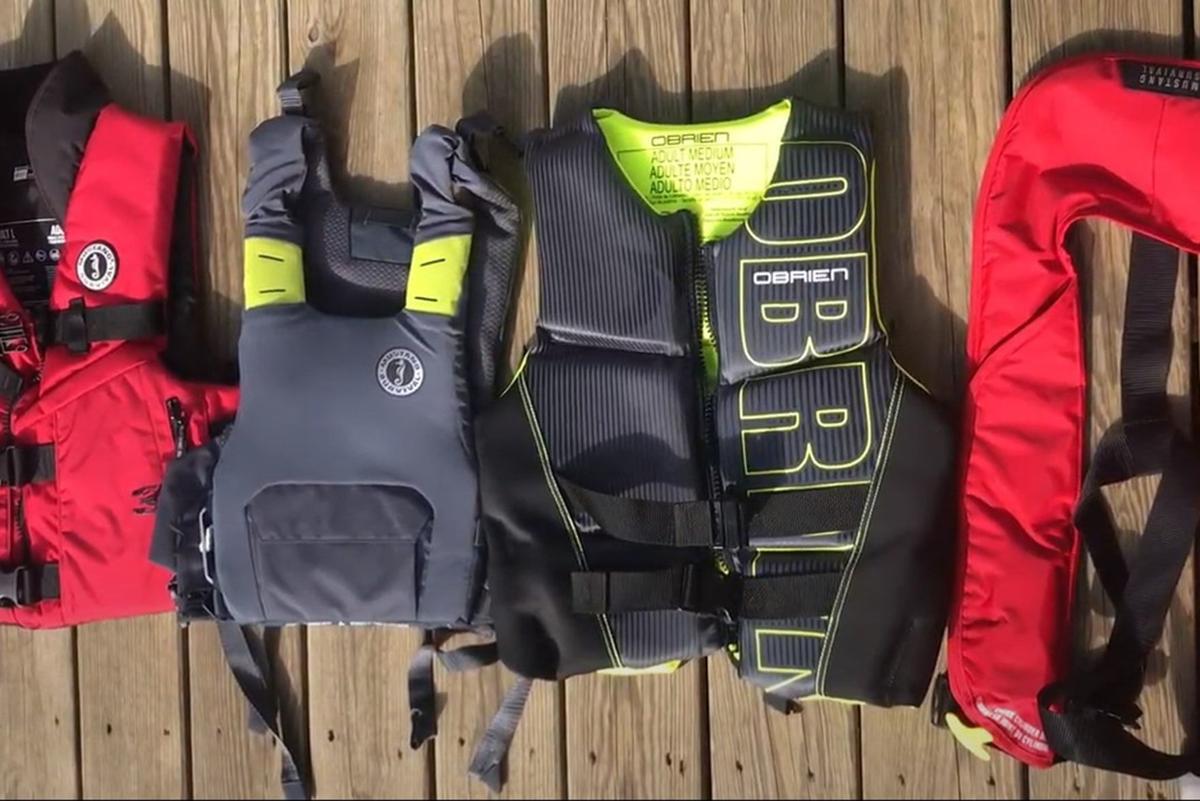 Boating safety tips: Life jackets
