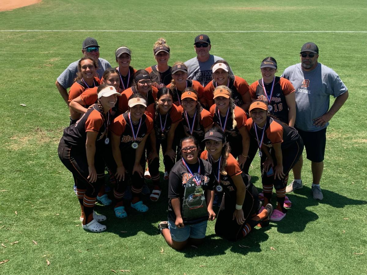 Central California Dirtdogs places third at PGF National