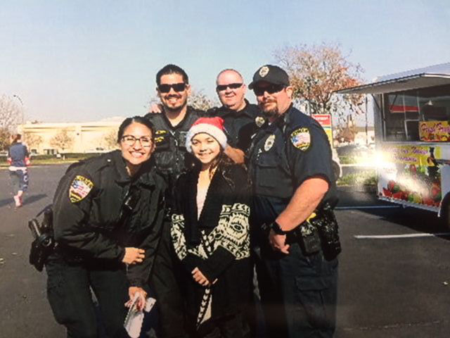 Holiday giveaway in Lemoore