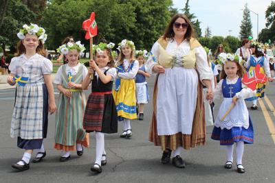 Festival celebrates: Svenska Kids