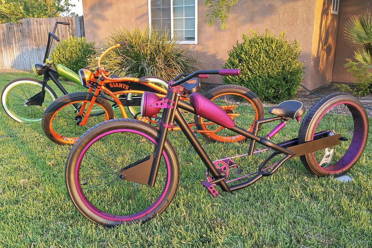 Bicycle: Bikes on display