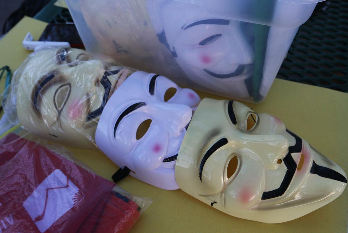 Million Mass March by Anonymous
