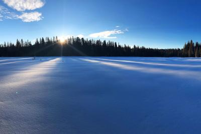 Kings River: Snowpack
