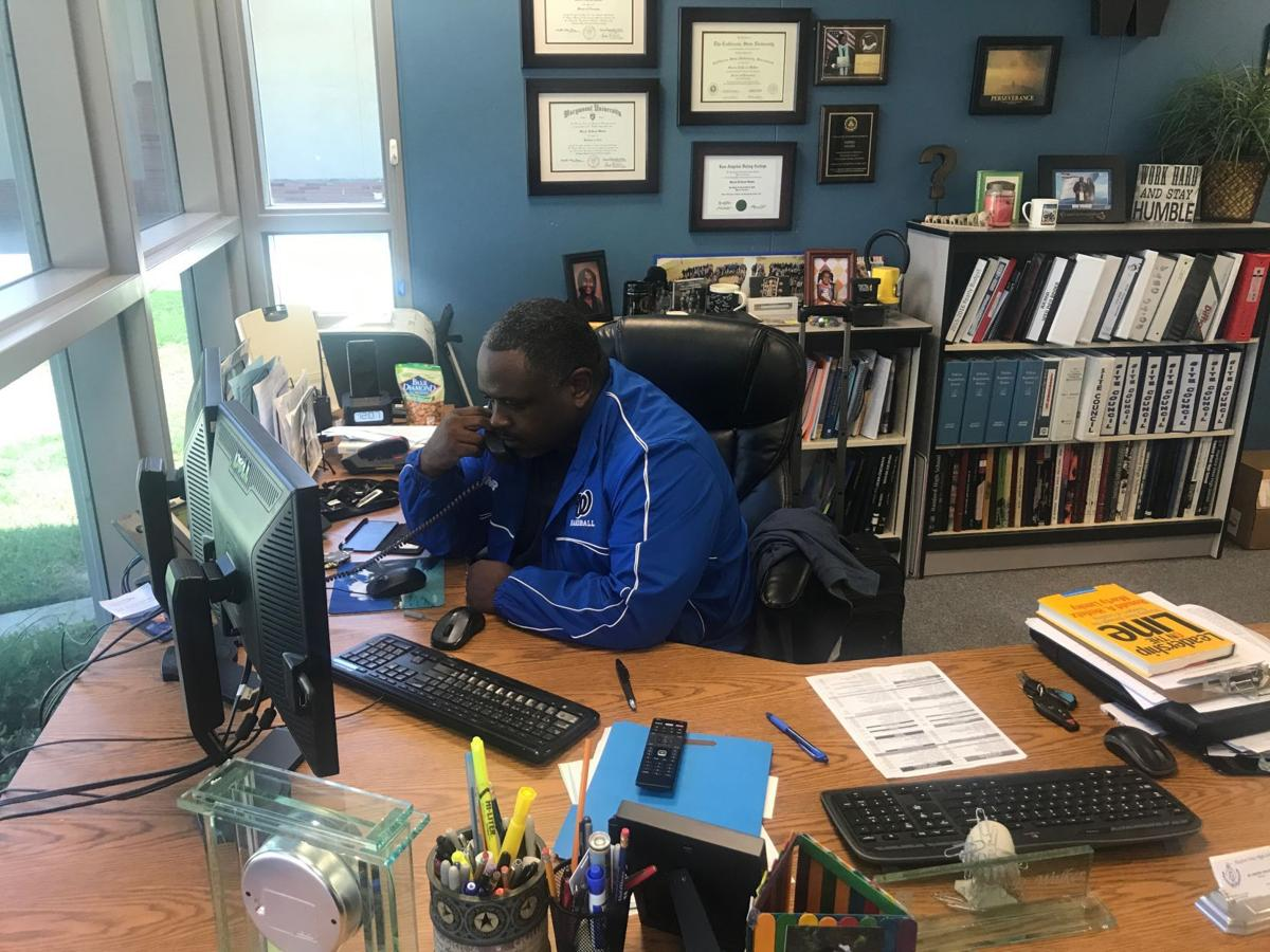 Hanford West start the school year with a new principal