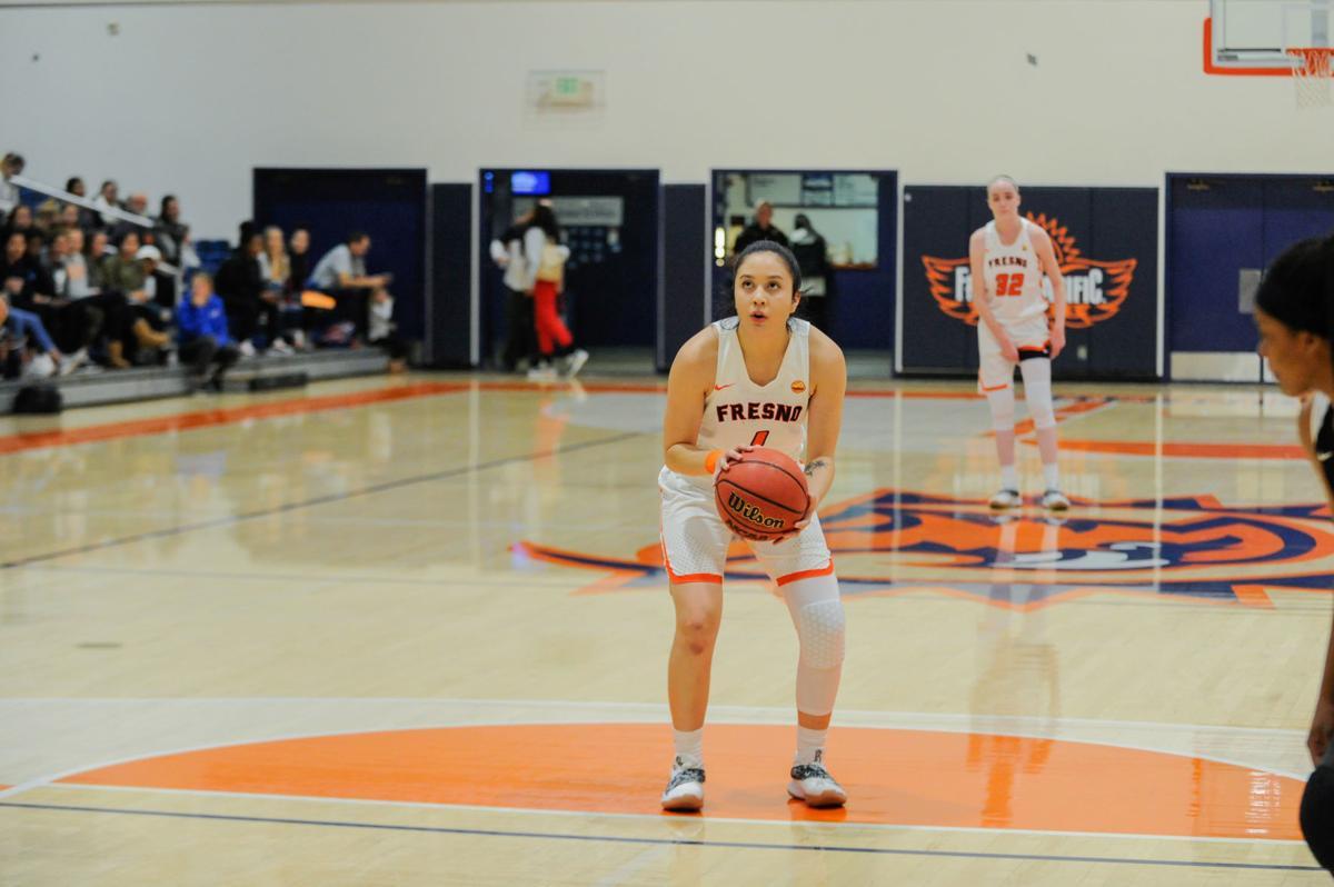 College Update: Bree Alvarez helps lead FPU